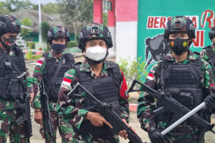 Satgas Pamtas RI-Timor Leste minta warga menyerahkan senjata api secara sukarela