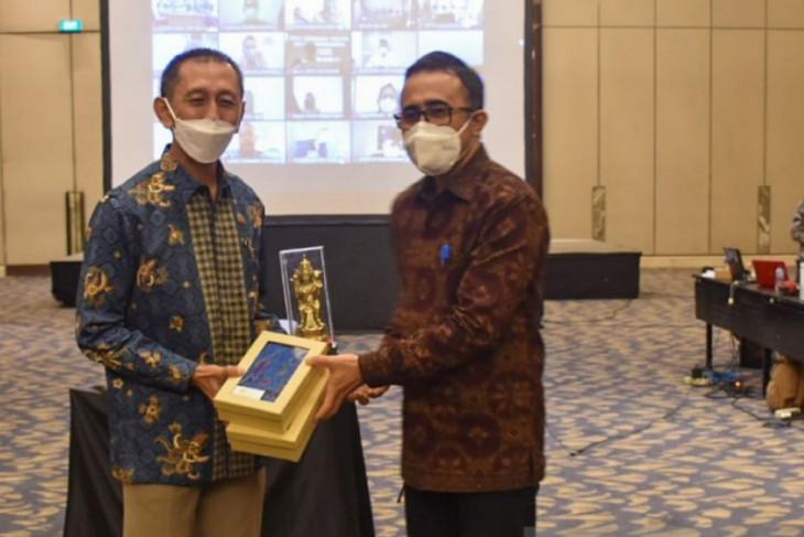 Wali Kota Denpasar paparkan Ranperda Tata Ruang kepada Kemen-ATR/BPN