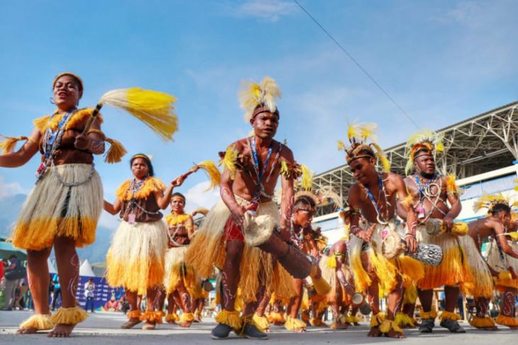 Kontingen Sumbar sebutkan kondisi Papua baik-baik saja