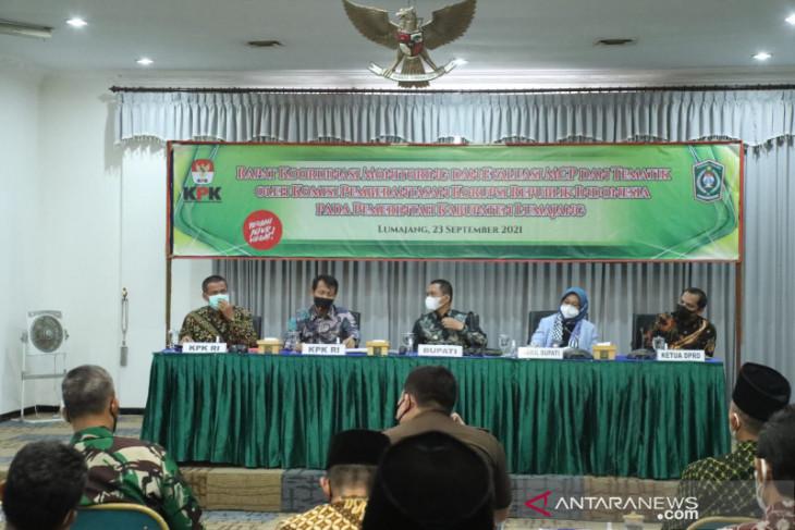 Cegah korupsi, Bupati Lumajang minta pendampingan KPK kelola tambang pasir