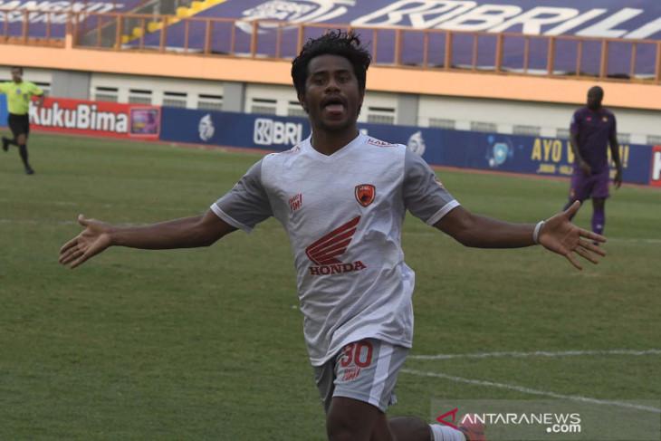 Liga 1: Gol menit akhir bawa PSM kalahkan Persik 3-2
