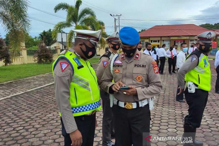 Personel Polres Aceh Jaya diingatkan tidak main judi online