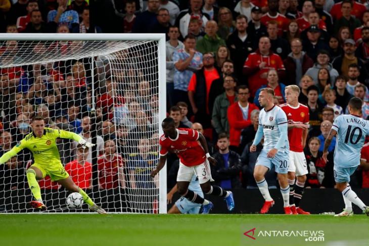 Manchester United tersingkir dari Piala Liga, Solksjaer malah puji pemainnya