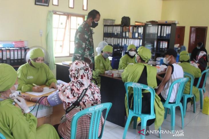 Kodim 0913/Penajam Paser Utara serbu masyarakat pelosok dengan vaksin