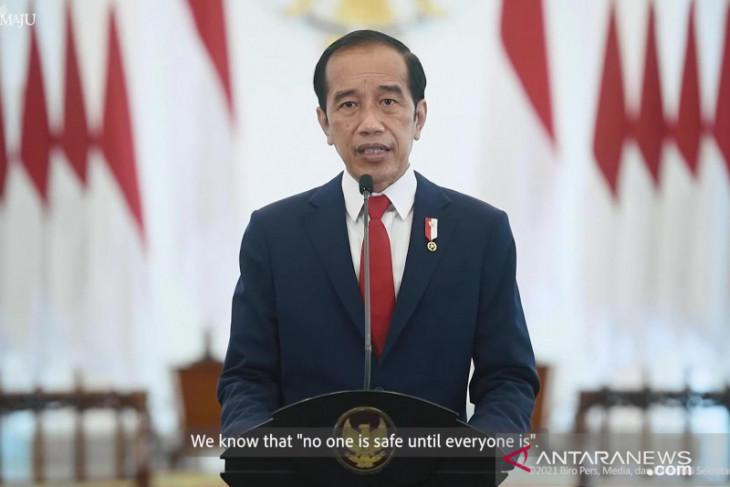 Presiden Jokowi sampaikan 4 sikap dalam Sidang Majelis Umum PBB