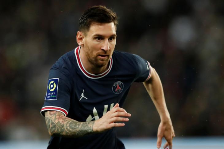 Pochettino berharap Messi bisa tampil lawan Manchester City