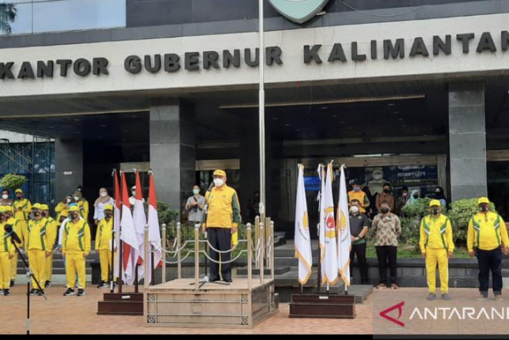 Gubernur optimistis Kalimantan Timur masuk tiga besar PON XX Papua