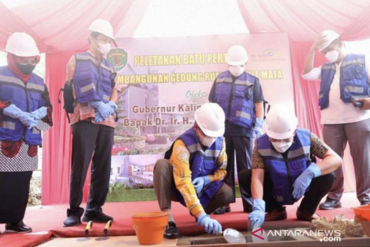 Pembangunan Rumah Sakit Mata di Kaltim dianggarkan melalui APBD Rp80 miliar