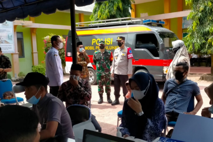 Kemenag Aceh Jaya tunggu instruksi vaksinasi jamaah calon haji