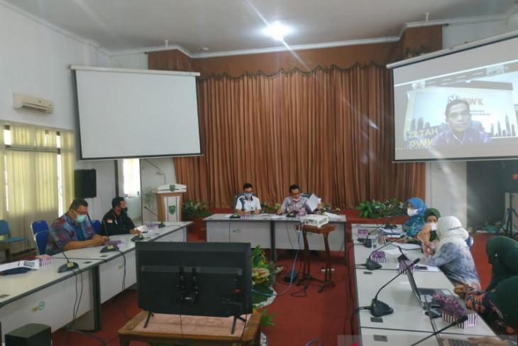 Bappedalitbang ekspos penyusunan masterplan tata Kota Paringin