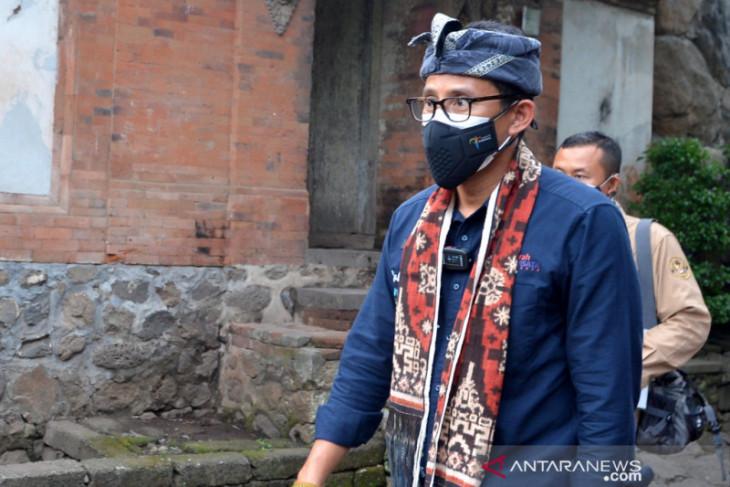 Menparekraf - Wagub Bali bahas  pembukaan pariwisata Bali bagi wisman (video)