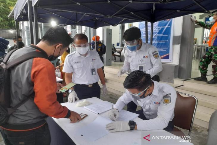 Manajemen KAI Sumut  turunkan tarif layanan uji cepat antigen