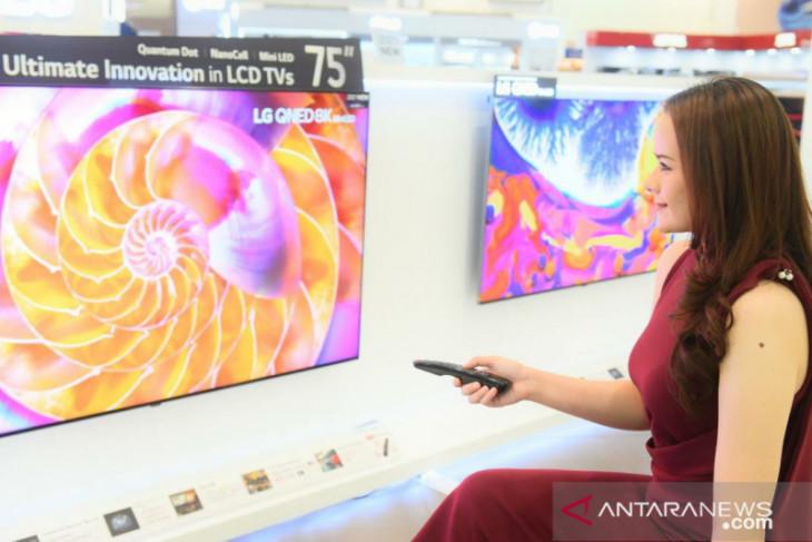 LG resmi pasarkan QNED Mini LED TV di Indonesia