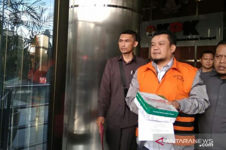 KPK eksekusi dua mantan Anggota DPRD Bandung ke Lapas Sukamiskin