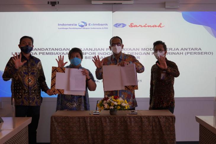 LPEI danai Rp50 Miliar ke PT Sarinah  dukung UMKM Go Global