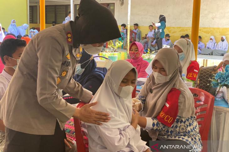 61.124 warga Padangsidimpuan sudah divaksin COVID-19
