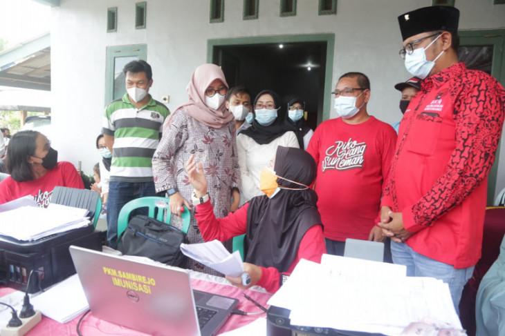 Cakupan vaksinasi di Banyuwangi capai 51 persen