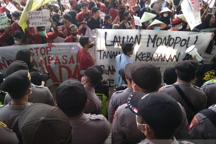 Wagub Kalbar siap tindaklanjuti aspirasi mahasiswa perjuangkan petani