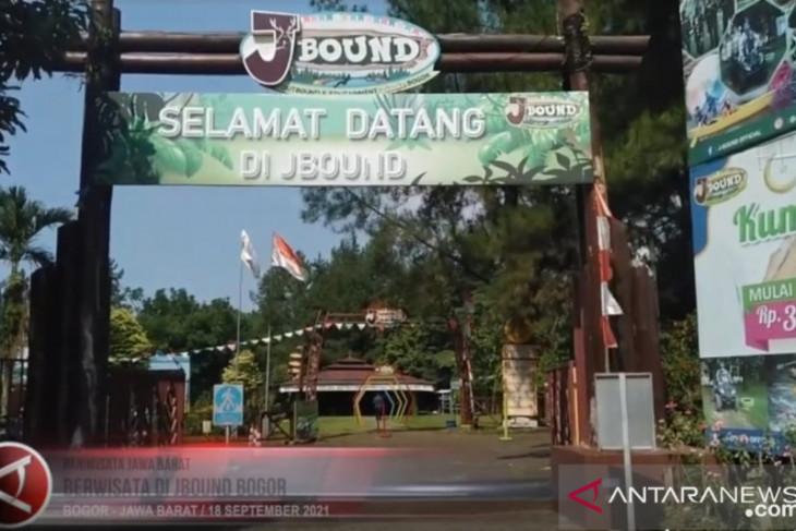 Pemkot Bogor sambut baik tempat wisata Jbound bersertifikat CHSE dari Kemenparekraf
