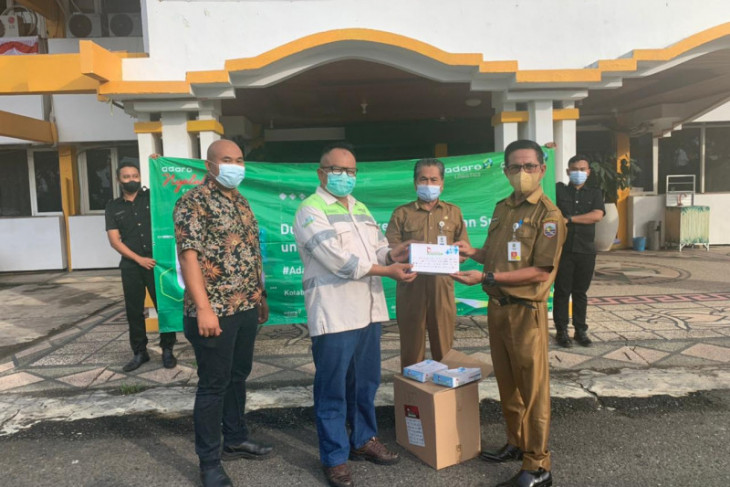 PT IBT supports acceleration handling of COVID-19 in Kotabaru