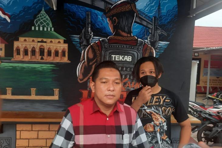 Polresta Jambi tangkap dua perampok dalam pelariannya di Muba