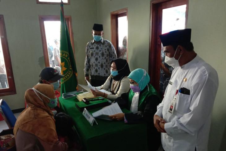 Seluruh kecamatan di Kabupaten Serang siap laksanakan isbat nikah