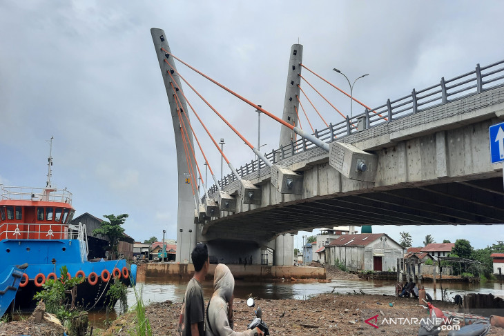 Jembatan Basit, aspek viral yang bisa dijadikan nama jembatan Sei Alalak di Kalsel