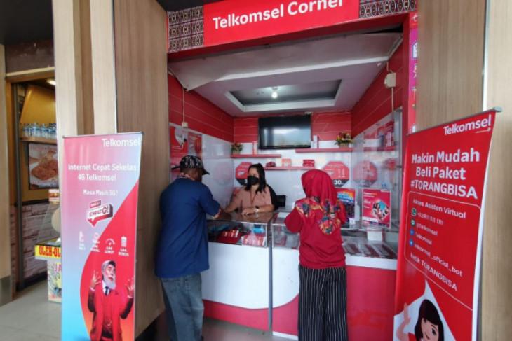 Telkomsel pastikan kesiapan jaringan broadband dan layanan digital untuk PON Papua