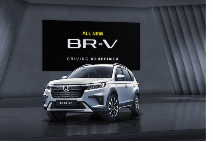 Worldwide debut for Honda's All-New Honda BR-V in Indonesia; totally new design and more advanced features