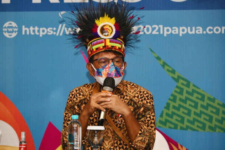 Johnny G. Plate optimistis PON XX Papua berlangsung sukses