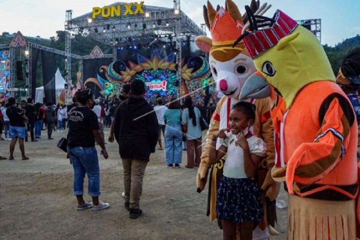 Gebyar PON XX Papua Kluster Kota Jayapura