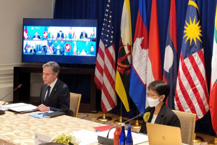 Menlu RI: ASEAN-AS harus berkontribusi atasi tantangan global