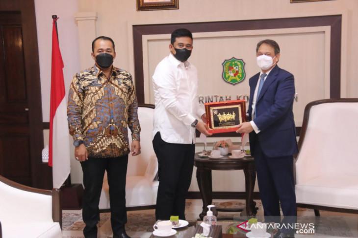 Singapura tawarkan pelatihan ASN ke Wali Kota Medan