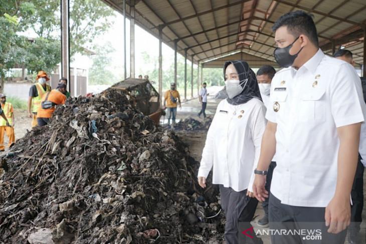 Akademisi: Penting diperkuat program Wali Kota Medan kelola sampah