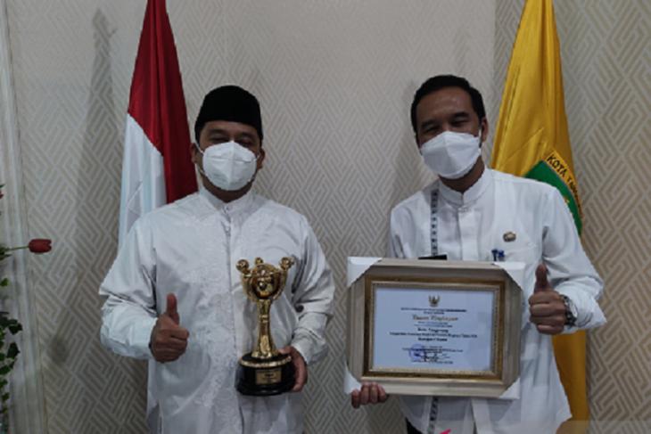 Kota Tangerang meraih penghargaan pengarusutamaan gender