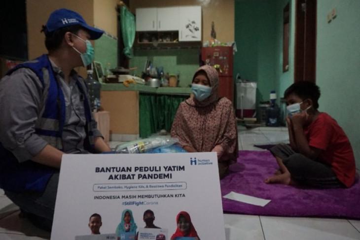 Human Initiative berikan beasiswa bagi anak yatim akibat pandemi COVID-19