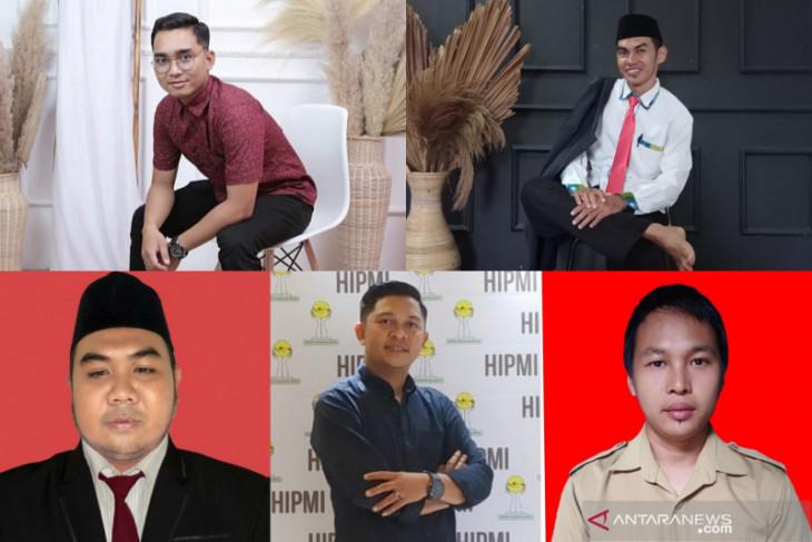 Sejumlah anak muda siap bersaing pada Pilbakal serentak di Kabupaten HST, berikut profil mereka