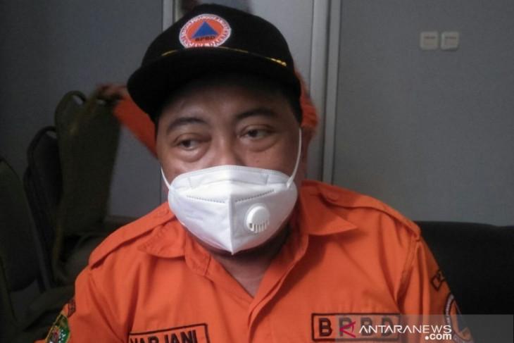 BPBD Kabupaten Penajam siagakan personel antisipasi bencana banjir dan longsor