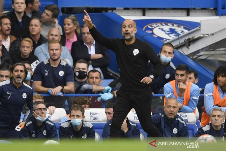 Liga Inggris: Kalahkan Chelsea, Pep Guardiola jadi manajer City paling banyak menang