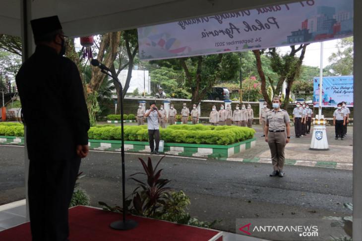 Pemkab HSS peringati HUT ke-61 UU pokok agraria tahun 2021