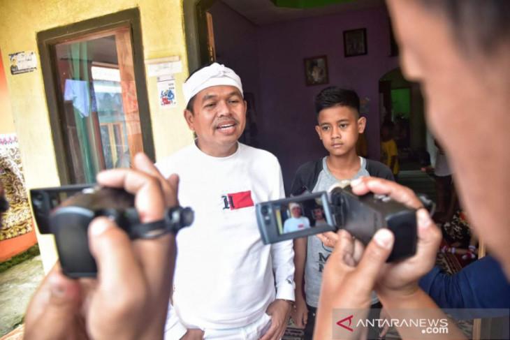 Anggota DPR Dedi Mulyadi desak KLHK hentikan penambangan di areal hutan