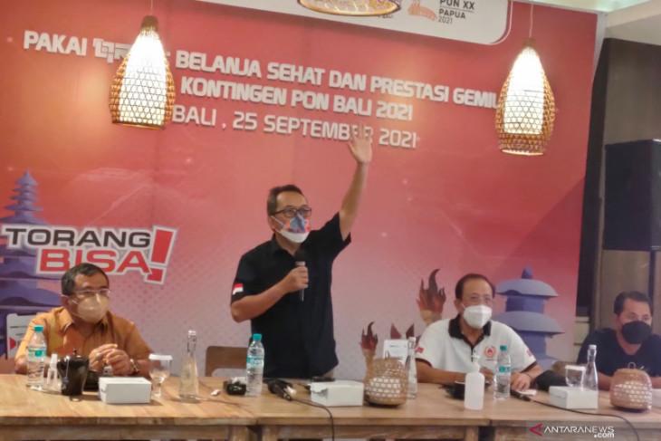 BI Bali semangati atlet ke PON Papua dan kenalkan QRIS