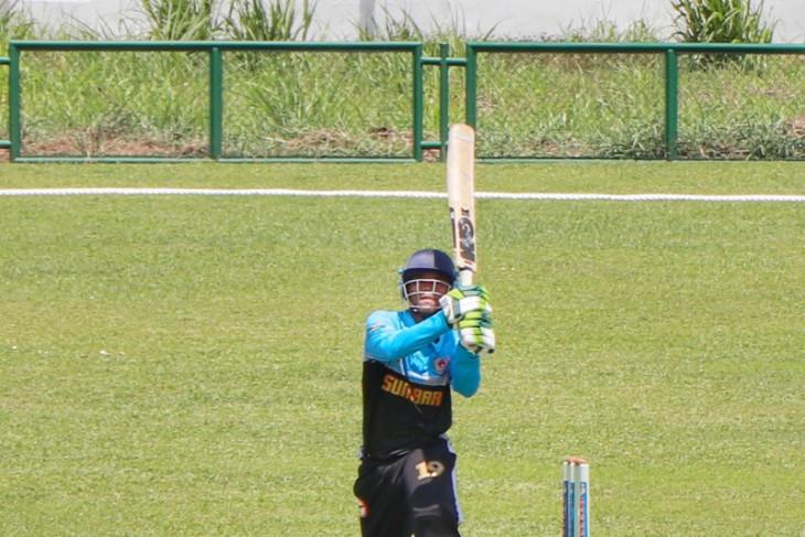 PON Papua - Kriket Sumbar kalah dari Jabar dan Bali di kategori Sixes