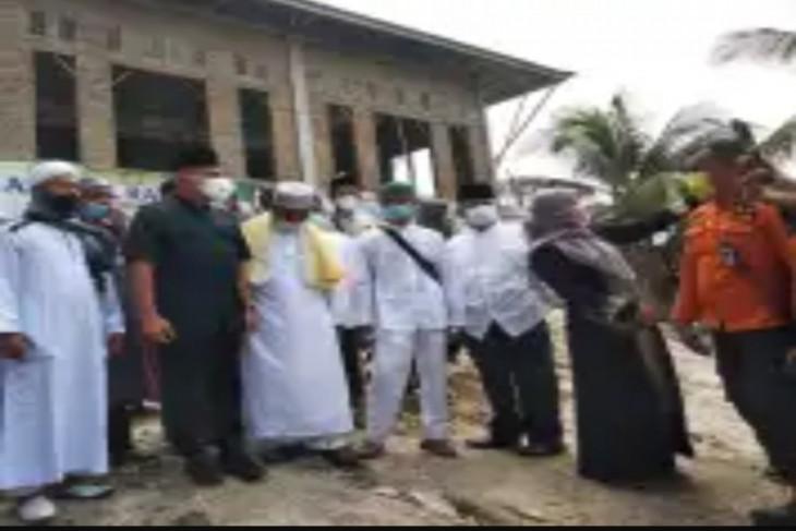 Gubsu berikan bantuan pembangunan pondok Tahfiz Quran Asbabul Rahma Tebing Tinggi
