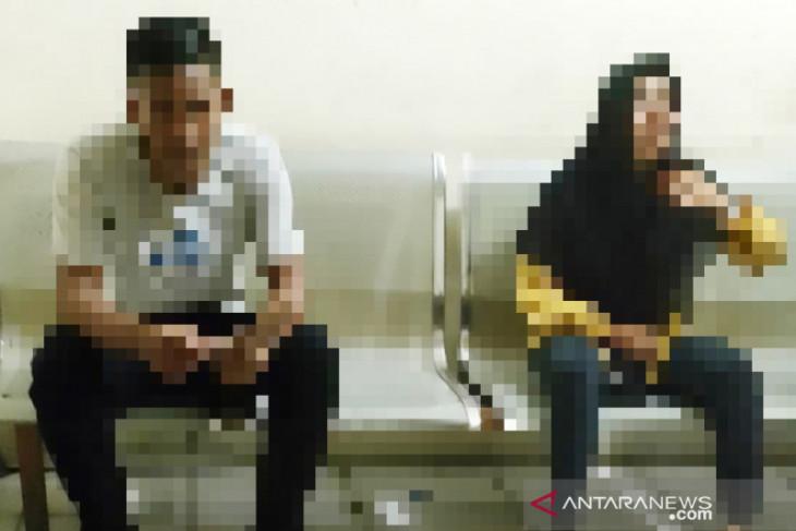 Diduga mabuk, warga asal Nagan Raya diamankan dari depan ruko di Meulaboh