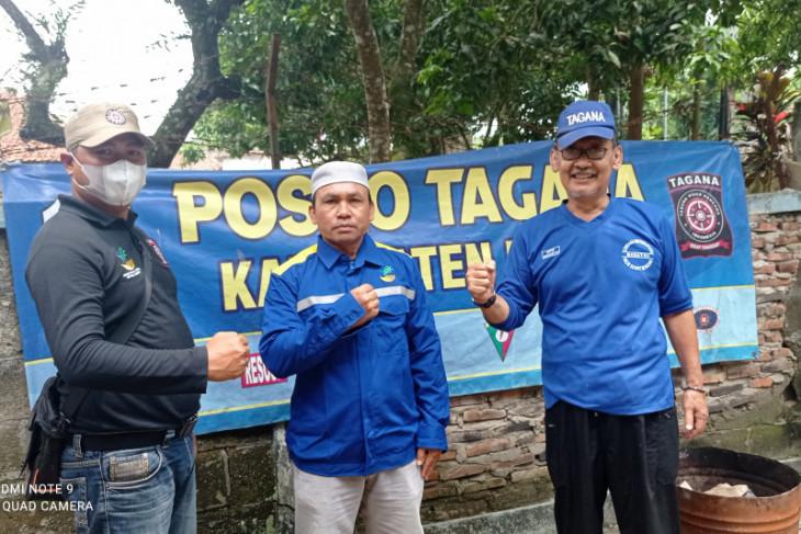 Relawan Tagana Kabupaten Lebak siap siaga hadapi cuaca ekstrem