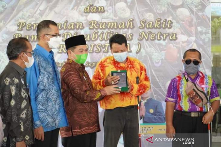RSUD Sultan Suriansyah Banjarmasin berinovasi sebagai RS ramah tuna netra