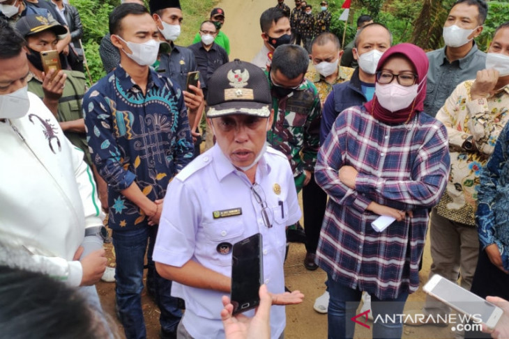 Anggota DPR RI Mulyadi miris ada wilayah terbelakang di Bogor dekat Istana (video)