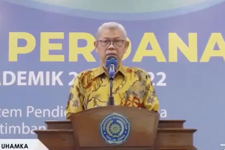 3,779 students attend Jakarta's UHAMKA inaugural lecture