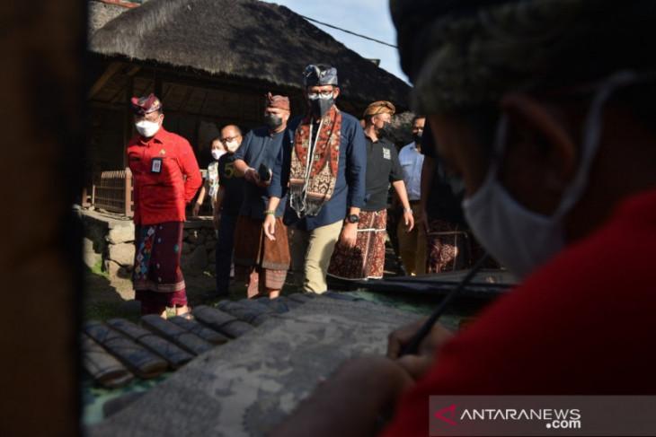 Sandiaga: Bali siap uji coba pembukaan pariwisata
